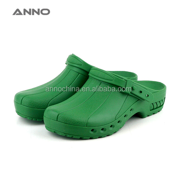 Anti-slip TPE safety nurse medical shoes for operating room