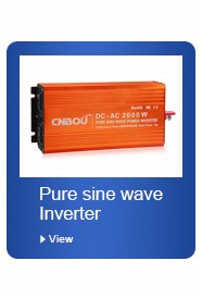 CE FCC RoHS(2 Times Peak Power) 300W - 8KW Pure Sine Wave Inverter
