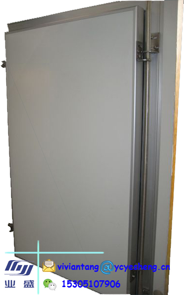 Pivot door for walk-in freezer/refrigerating room with high quality