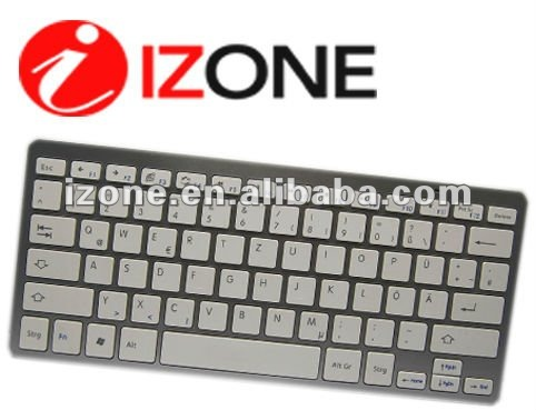 Bluetooth Keyboard PRO 12'' for IPAD & Leptop