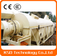 Biomass powder dryer