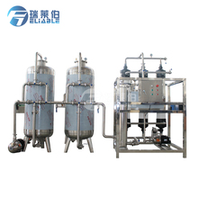 Easily acceptable cost drinking mineral water treatment plant or machine with price for sale