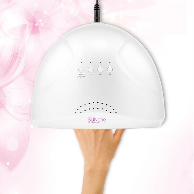 Nail Gel CCFL LED UV nail Lamps for both hands