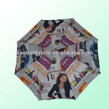 Hot sell smooth ladies fashion traditional umbrella