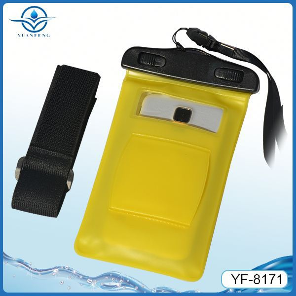 top sale waterproof cell phone case for i6
