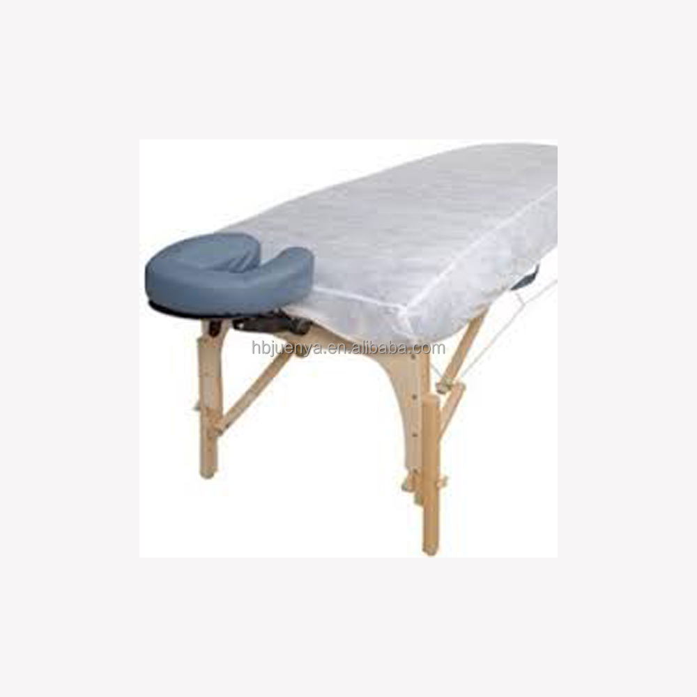 Disposable PP Beauty Salon Daily Use 226x93CM Bed Cover