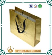 Gift Industrial Use And Gold Cardboard Surafce Handing Machine Automation Paper bag with Low price