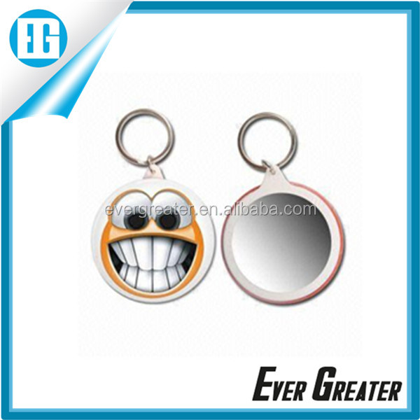 Custom durable metal button badge,metal pin name key holder promotional gift button badge