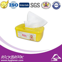 Competitive Price High Quality Plastic Baby Wipe Case Manufacturer from China