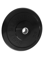 Free Shipping <strong>Weight</strong> Lifting Bodybuilding Training 16KG/35LB Rubber Plate