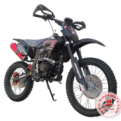 200CC Dirt Bike WZDB2003