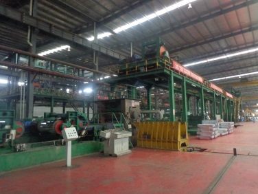 Straightening (Hot-dipped Galvanized Coil)