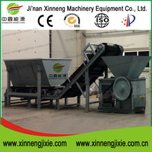 wood biomass corn stalk crusher machine