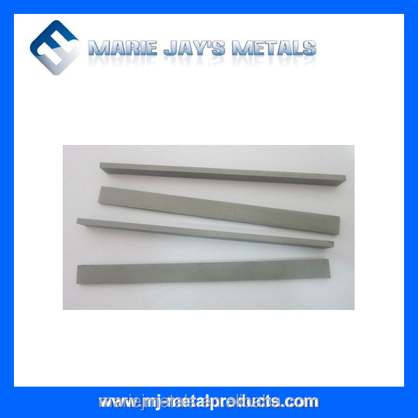 Finishing & Blanks Tungsten carbide <strong>strips</strong> with good corrosion resistance