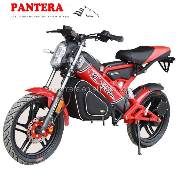 PT-E001 EEC Fashion Cheap High Quality New Model Electric Motorcycle 3000w