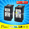 PG512 Ink Cartridge for Canon PG512 Ink Cartridge With ISO,STMC,SGS,CE Approved