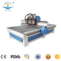 High quality cnc router machine 4 by 8 cnc wood machine