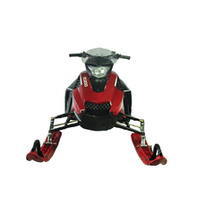 Chinese electric 150cc direct factory snowmobile