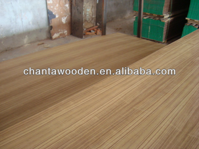 3.6mm Bruma teak plywood