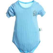 tc6029 Bamboo Clothing New Arrivals Baby Bodysuit Plain One Piece Cotton Fashion Newborn Baby Bodysuit