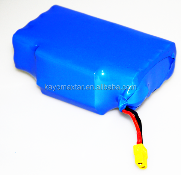KAYO MAXTAR 36V 4.4Ah UL certificated electric scooter battery box