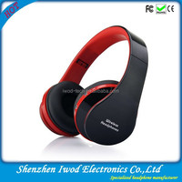 New hot smart electronic bluetooth earphone music headphone fm radio card mp3 wireless headset