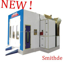 S-78Spray Booth for truck and bus with CE ISO