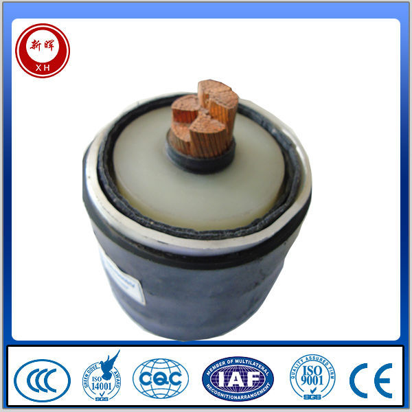 110kv high voltage xlpe power cable