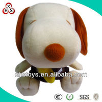 branded soft big head dog stuffed plush toy