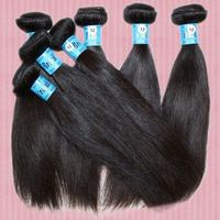 Factory raw unprocessed human hair extension courses