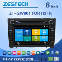 MOST PROFESSIONAL 7 inch headrest car dvd player for GREAT WALL H3 H5 car dvd player multimedia