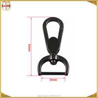 Antique Black 1 Inch Lever Snap