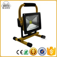stand portable led work light yellow light