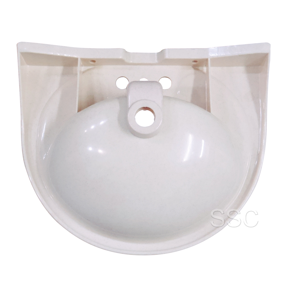modern freestanding wall mount sink round hand wash basin