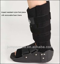Air pouches Ankle Walker with Removable Foam Liner/Post-op boot with air pump/Air Walker Cast Boot