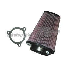 Good quality Motorcycle Air Cleaner Intake Air filter With Clamp For The HARLEY DAVIDSON