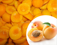 New crop iqf frozen fresh apricot in 2017