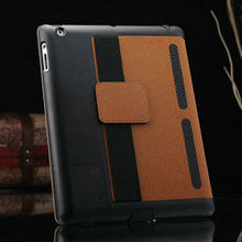 2015 Wholesale China New Special Original cover case for ipad 5, smart cover for ipad air, luxury leather case for ipad air