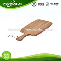Customize FDA/LFGB/REACH Lowest Cost Wooden Cutting Board Rack