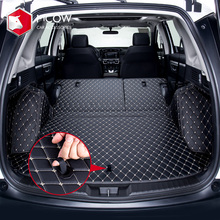 2012-2019 New Design All Surrounded Waterproof Car Trunk Mat For Honda