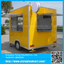 YY-FS250 Top products hot selling new 2015 120V 1500W used food carts for sale with convenient