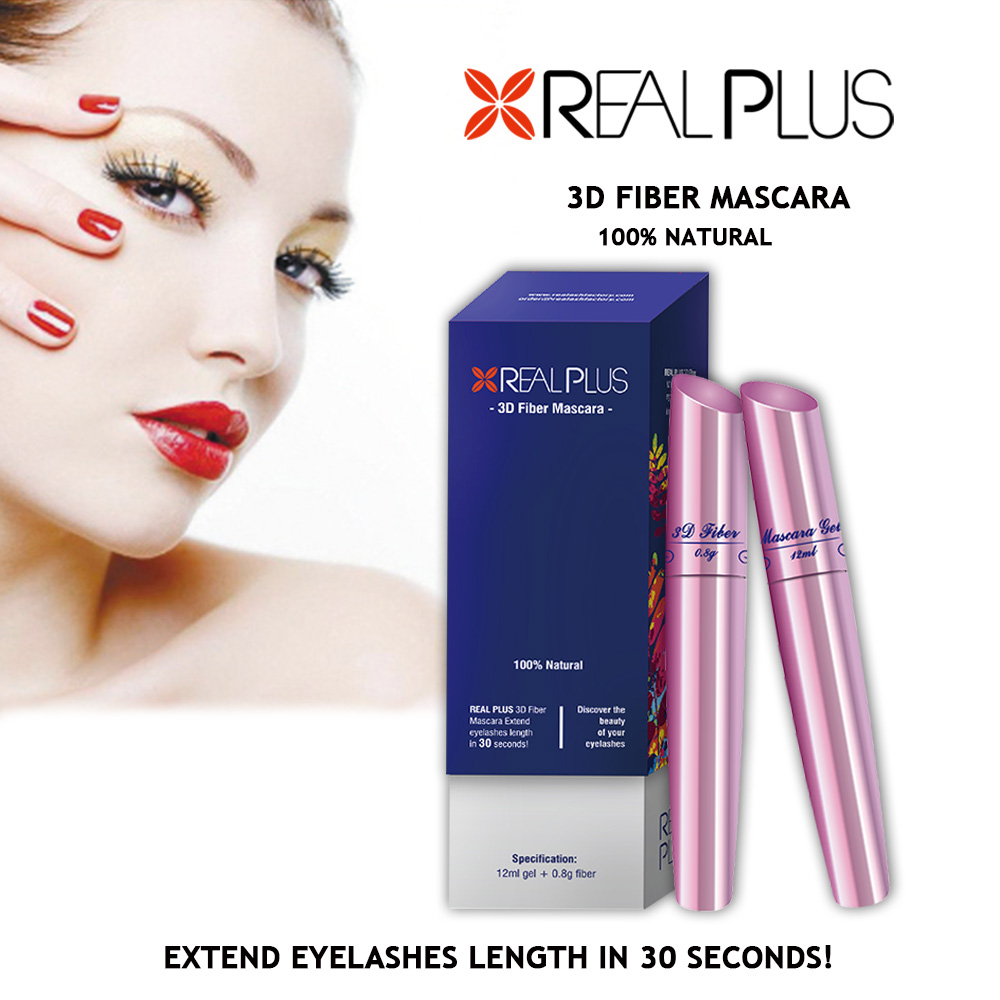 Best cosmetics in thailand 3d mascara fiber private label