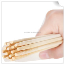 Open Paper Wrapped Disposable Bamboo Chopsticks