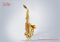 China sax foreign musical instrument from gold suppliers