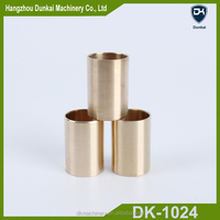 Promotional high quality copper bush/copper sleeve/copper sheathing