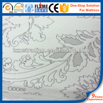 mattress ticking bamboo fiber