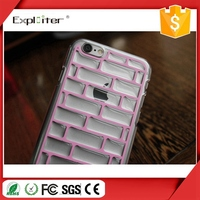 Gold supplier soft gel plastic cell mobile phone cover