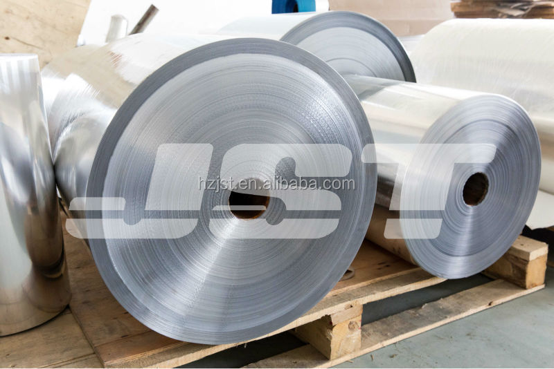 Aluminum Foil Mylar Tape For Cable Insulation Film