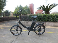 20 inch bicicleta electrica with EN15194