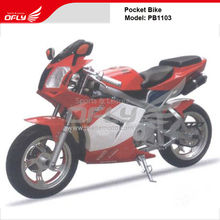 110cc 4-Stroke Super 2 Wheels Pocket Bike